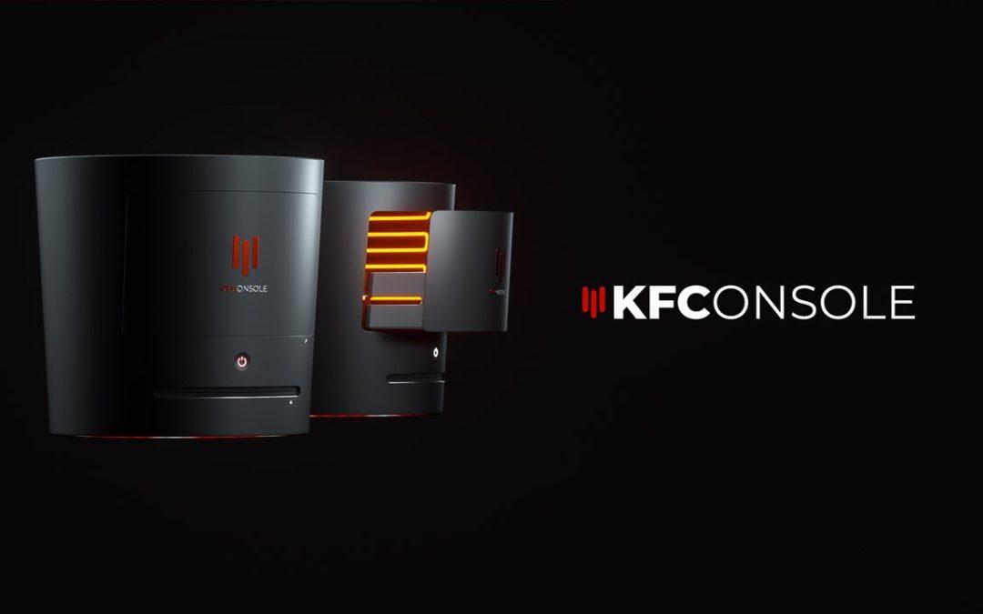 Kentucky Fried Gaming console