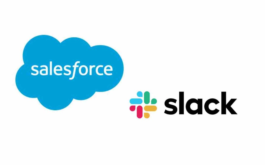 Salesforce Acquired Slack For a Stupid Large Price