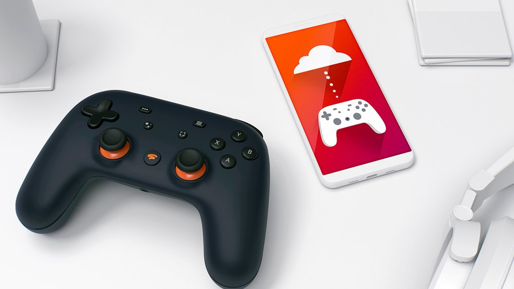 Google Drops In-House Development of Stadia Games