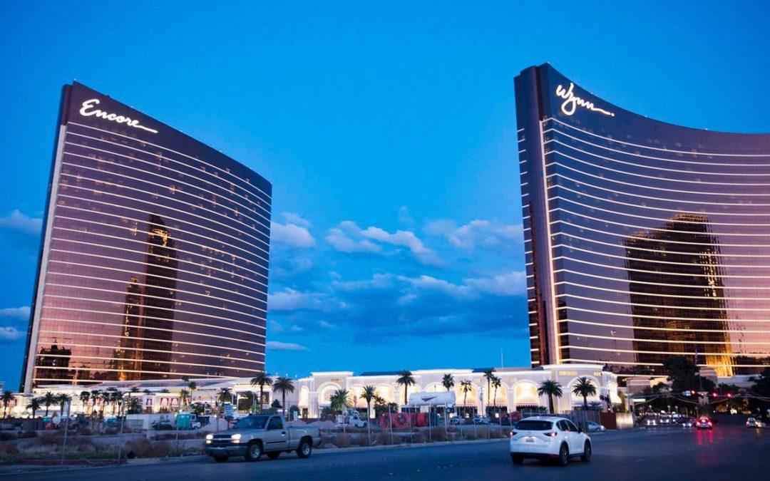 The Wynn Casino Lobby is Getting a Podcast Studio!
